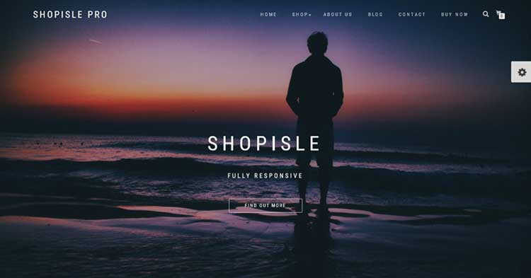 ShopIsle Pro eCommerce WordPress Theme