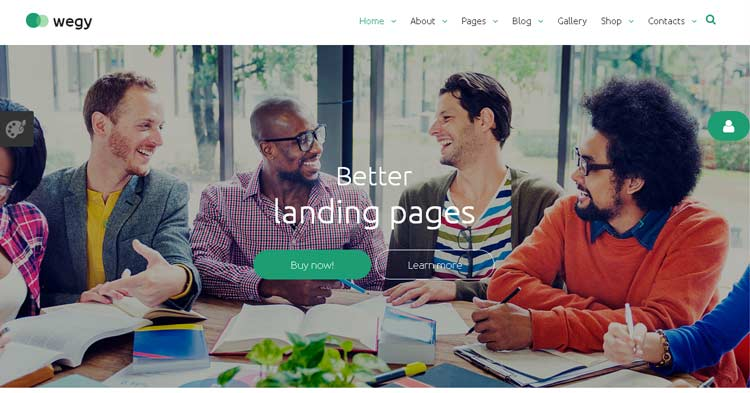 Download Wegy Business Joomla Template