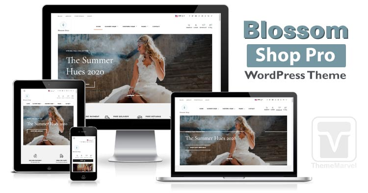 Download BlossomThemes - Blossom Shop Pro WordPress Theme for Online Shops Like Fashion Store, Clothing, Accessories, Cosmetic Store, Watches, Jewelry Or Any Type Of Product Selling Website