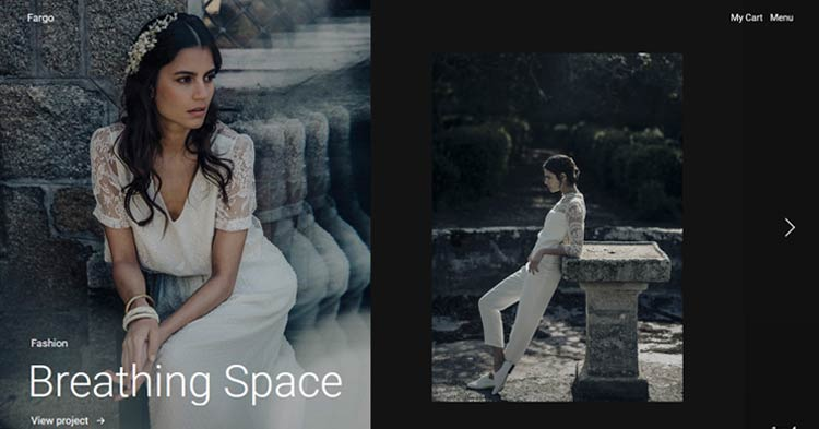 Fargo Wedding Photography WordPress Theme